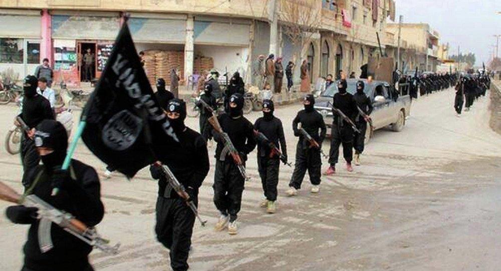 """""""伊斯兰国""""武装分子的工资减半"""