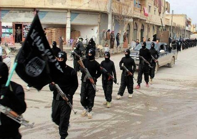"""土耳其警方称在伊兹密尔特别行动期间扣押20名与""""伊斯兰国""""有关的武装分子"""