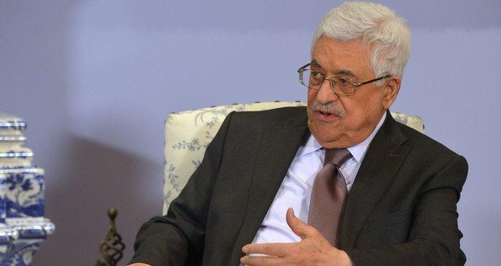 巴勒斯坦总统