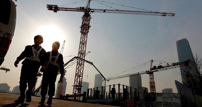 欧盟委员会将对中国在2018年的GDP增长预期从6%提升到6.2%