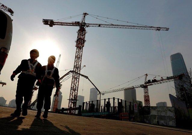 中国工业发展预计将持续到2050年