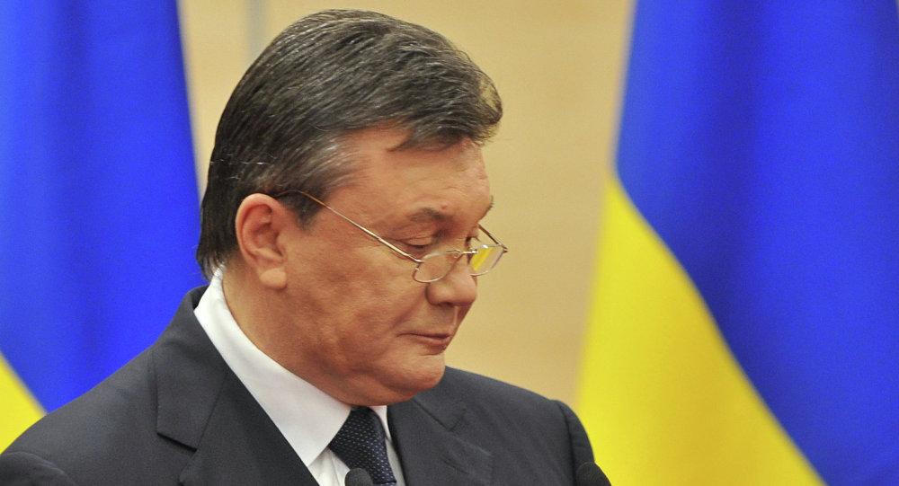 乌前总统: 克里米亚入俄是既定事实