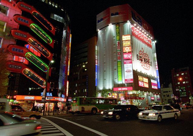 印有第三帝国铁十字勋章的T恤衫在日本上市