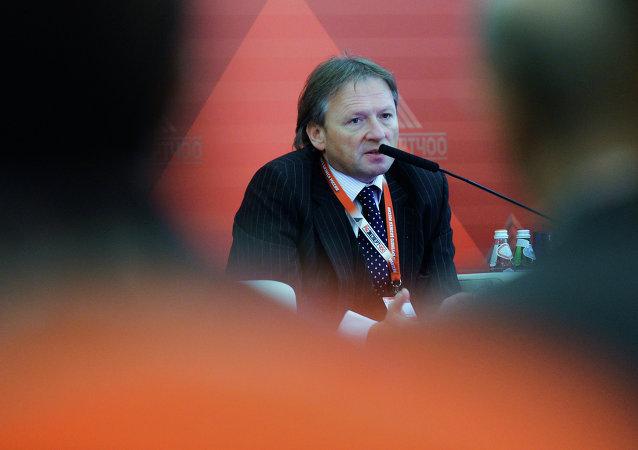 俄罗斯总统企业家权利全权代表鲍里斯•季托夫