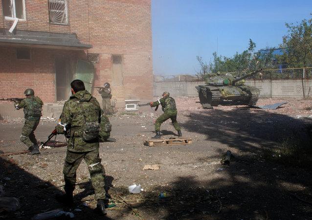 顿涅茨克人民共和国指挥部称最近三昼夜逾500乌士兵阵亡