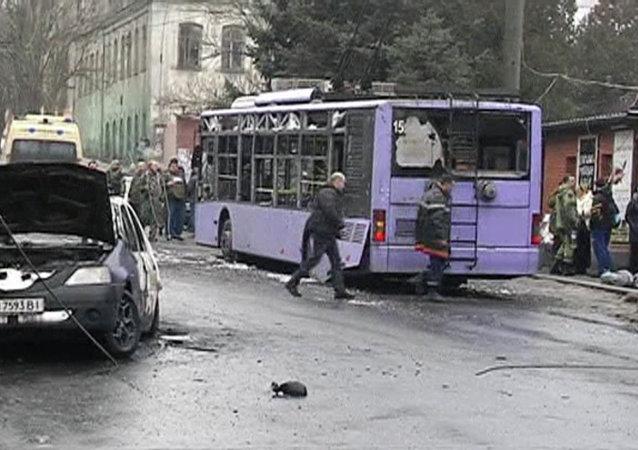 联合国人权高专办:乌克兰冲突致7千人死亡逾1.7万人受伤