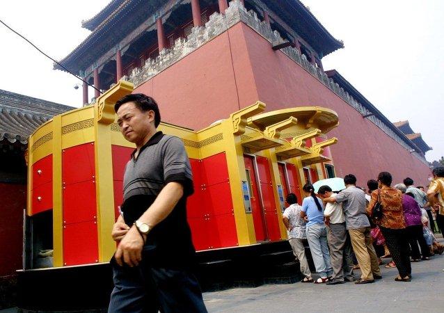 中国将掀起厕所革命