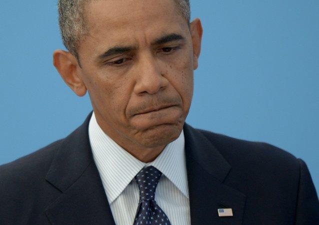 """奥巴马要求国会允许对""""伊斯兰国""""动武"""