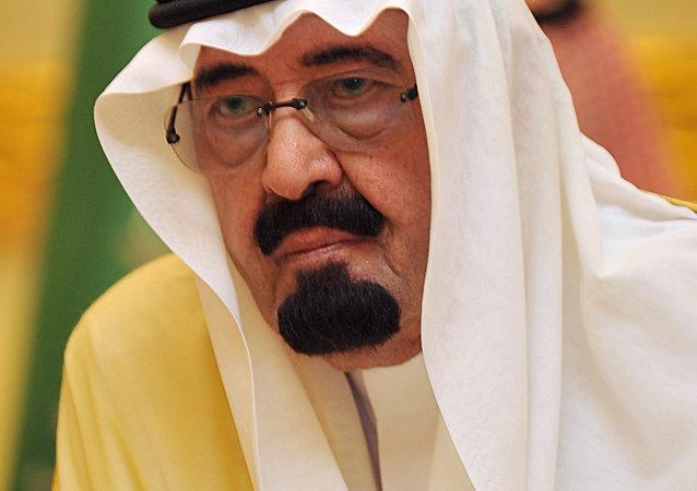 沙特国王阿卜杜拉