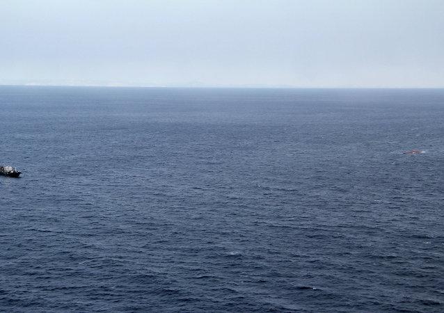 俄驻印尼大使馆:印尼海岸附近沉没的客轮上没有俄公民