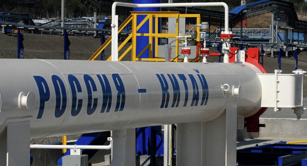 俄中原油二线管道工程全线顺利贯通