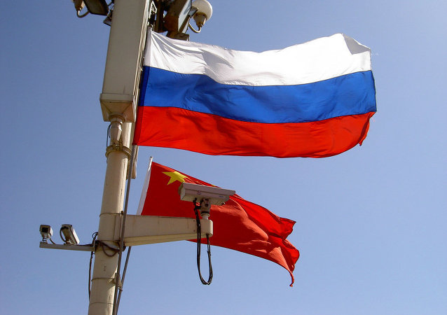 中国海关总署:2016年前8个月中俄进出口总值同比增长1%