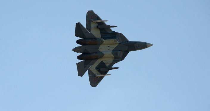 印度国防部:与俄共同研制战机或将于2017年前列装空军