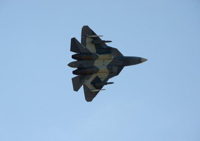 俄国防部:T50战机可能于2018年进入俄军服役