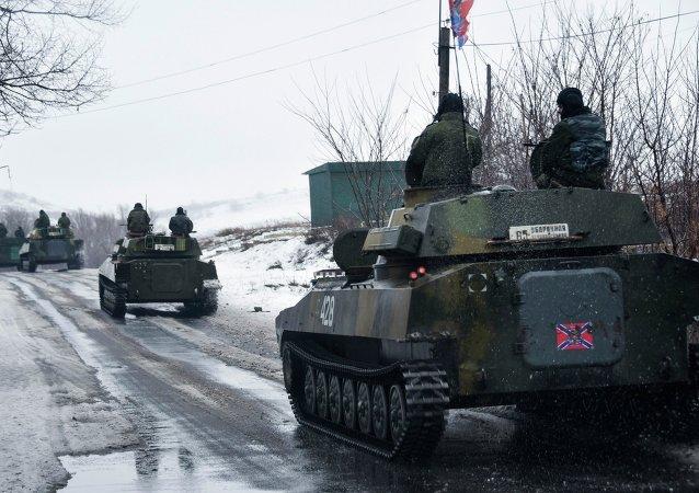 顿涅茨克、卢甘斯克人民共和国: 若谈判破裂将准备进攻