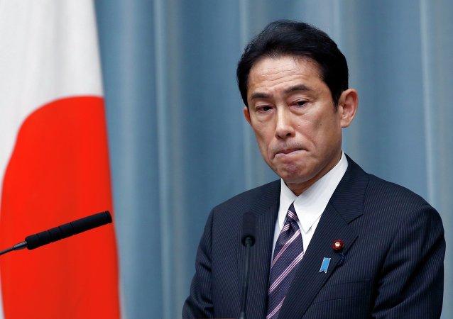 日本外务大臣岸田文雄