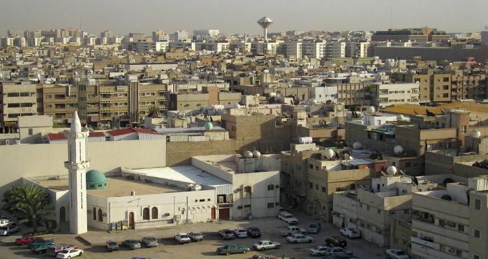 梅德韦杰夫抵达沙特首都吊唁阿卜杜拉国王逝世
