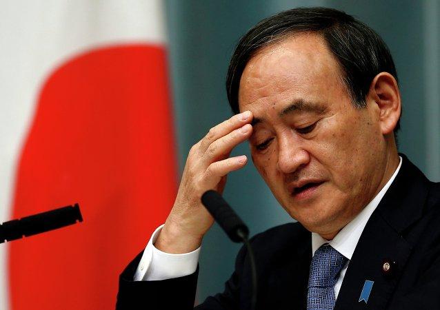 日本内阁秘书长菅义伟