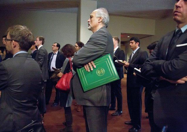 叙利亚常驻联合国代表将率团参加在莫举行的叙利亚间谈判