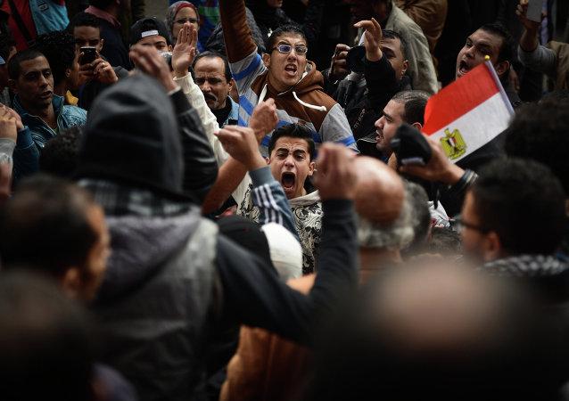 埃及穆尔西支持者