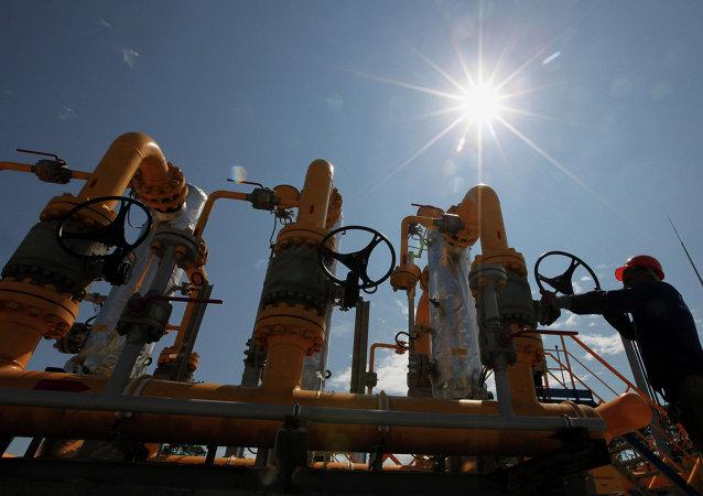 希腊能源部长:雅典将继续俄天然气欧洲管道项目