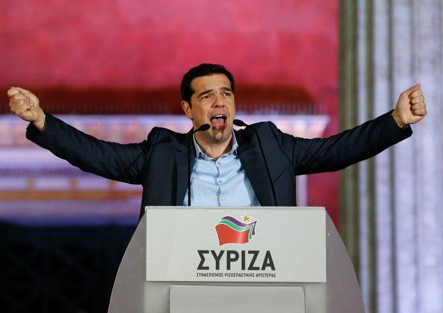 齐普拉斯政府赢得信任投票