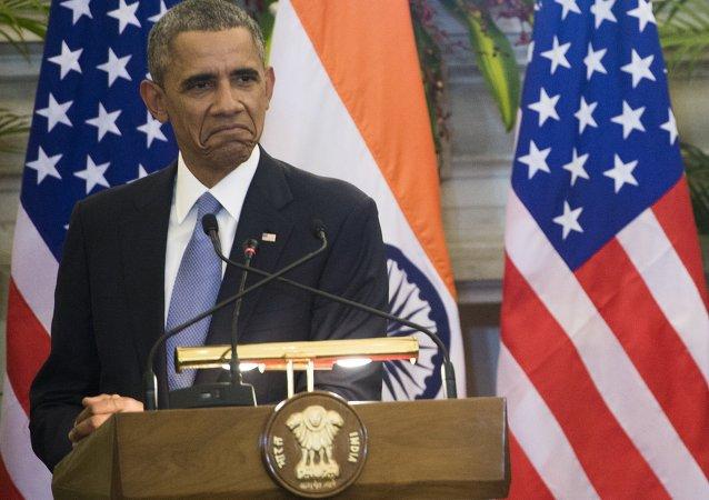 奥巴马决定将对俄制裁延期一年