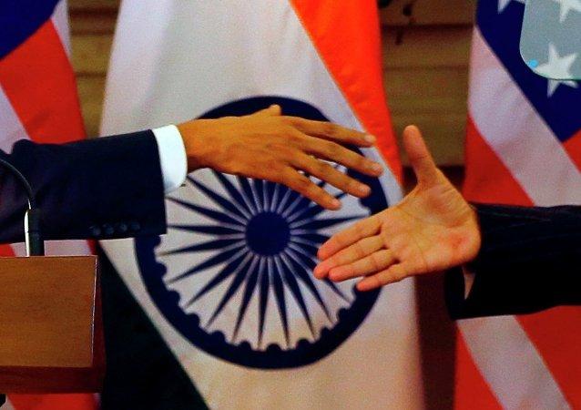 美国与印度