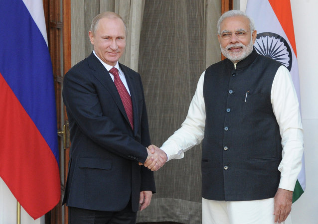 克宫:普京与印度总理通电商讨发展双边关系