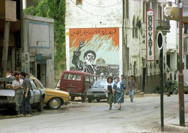 """黎巴嫩什叶派运动""""真主党"""""""