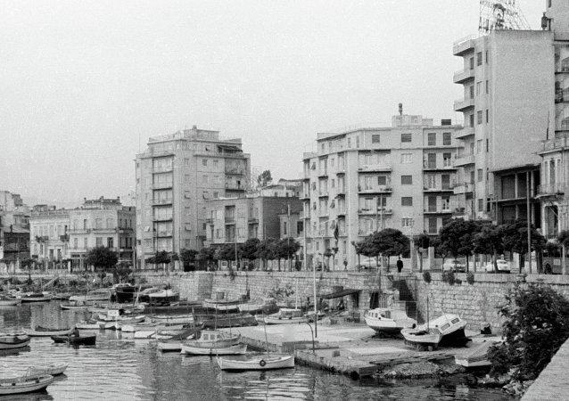 比雷埃夫斯港