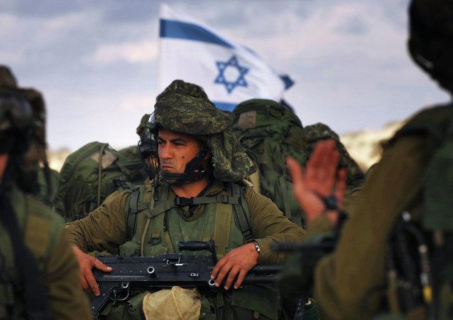 以色列在加沙地带打击4个哈马斯阵地以回应导弹袭击