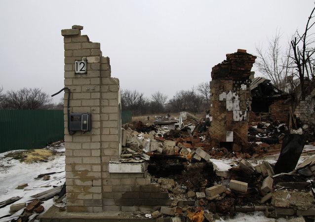 乌特工正在在顿涅茨克居民点准备实施恐怖和破坏活动