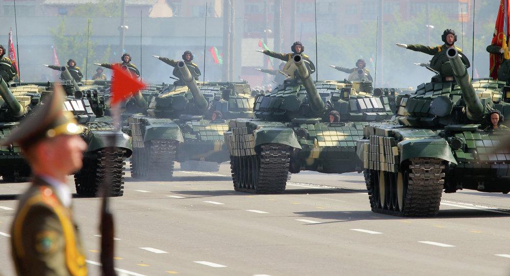 白俄罗斯武装力量
