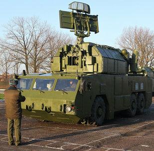 """俄阿尔马兹-安泰集团称在华设立""""托尔-M1""""防空系统维修中心"""