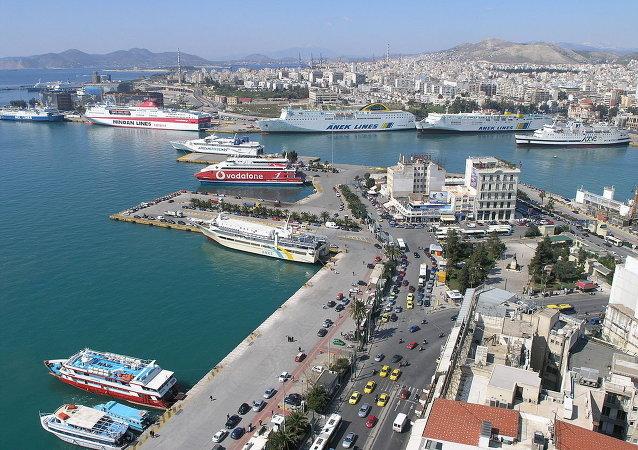 比雷埃夫斯港 – 中国在欧洲的苦果