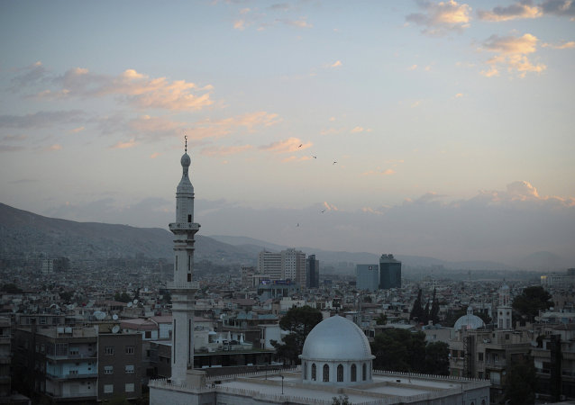 叙利亚,大马士革