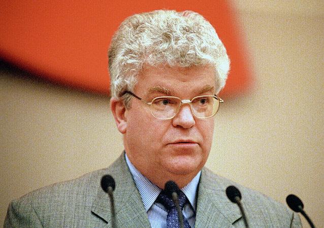 俄驻欧盟代表:专家分析反俄制裁会让欧盟损失1000亿欧元
