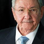 古巴总统劳尔·卡斯特罗