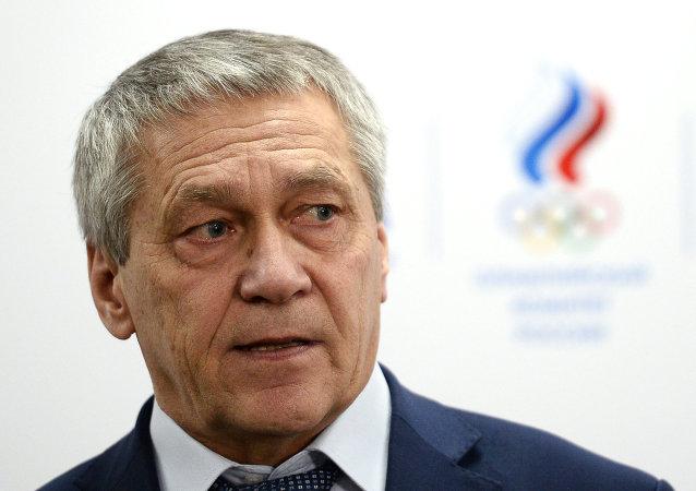 俄罗斯奥委会奥林匹克筹备协管局负责人亚历山大•格鲁申
