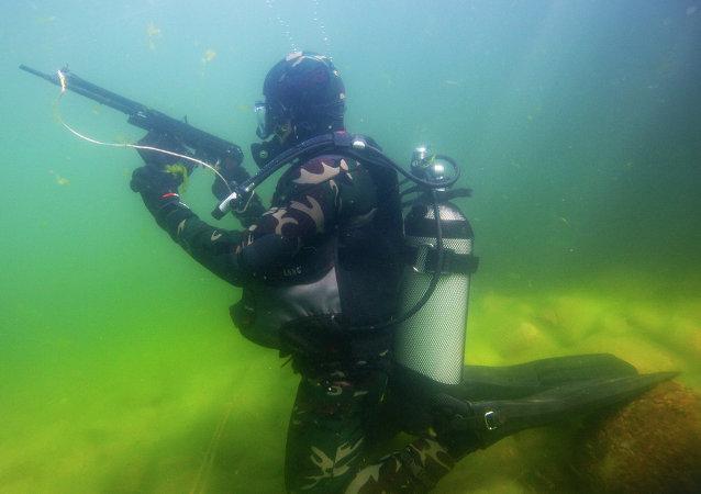 APS水下突击步枪