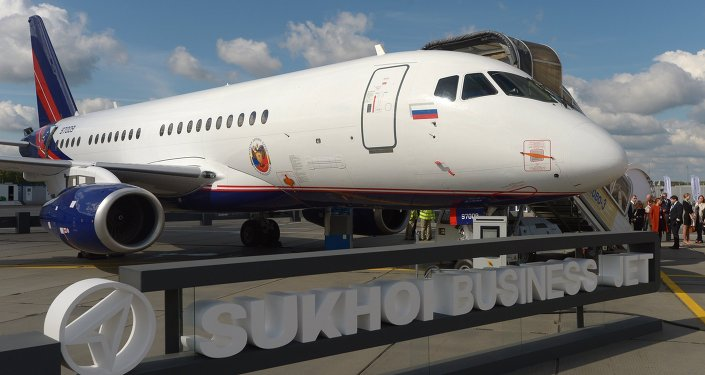 蘇霍伊超級噴氣機-100