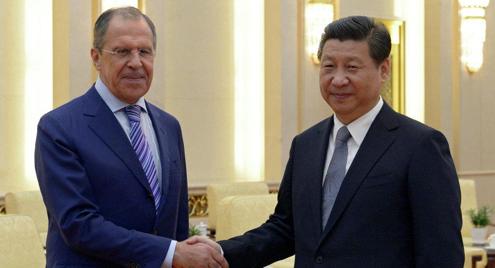 俄外交部:拉夫罗夫将於2月2日在北京俄印中三方外交部会议上与习近平会面