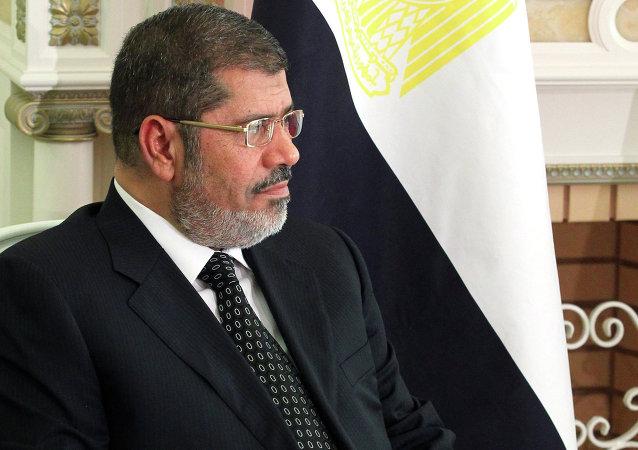 对埃及前总统穆尔西间谍罪的审判将移至5月16日