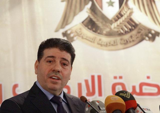 叙利亚总理哈利基