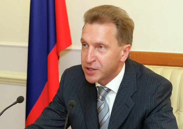 伊戈尔•舒瓦洛夫
