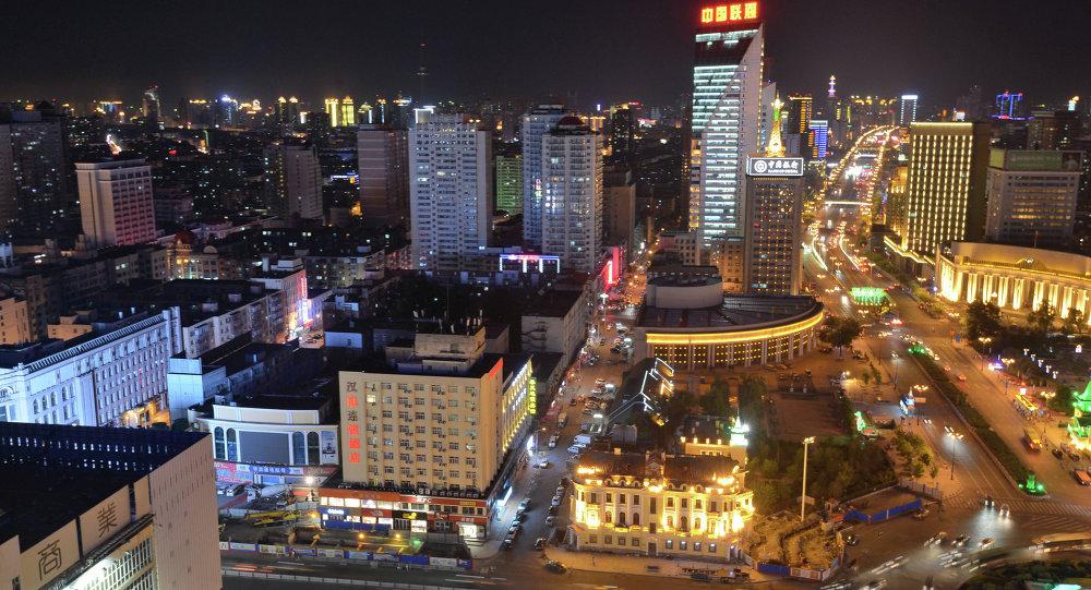 去年哈尔滨对俄电商物流量中国全国第一