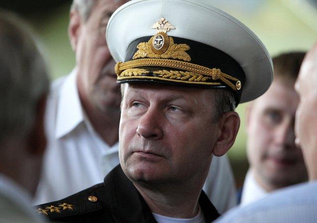 俄罗斯海军总司令奇尔科夫