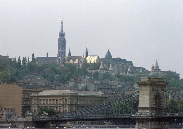 布达佩斯全景