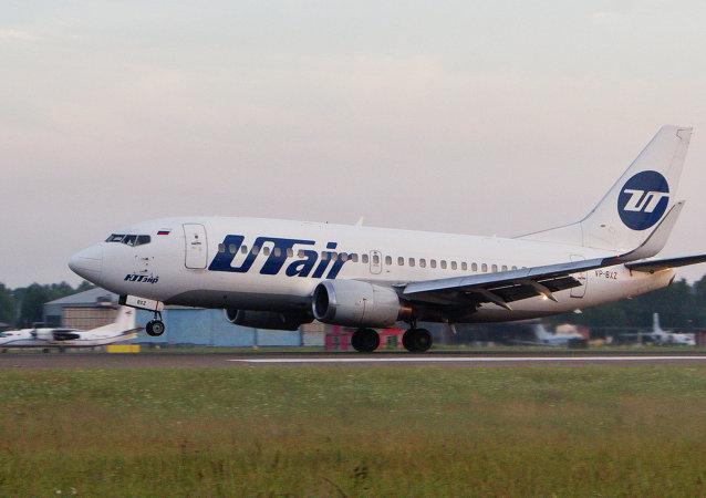 俄罗斯UTAir公司获得执行飞海南包机运输许可